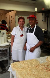 "When co-owner Mona Khan and her husband, Cyrus, moved to Canada in the late 80s, she began producing hundreds of roti skins in the kitchen of her Markham home. At the time, she was feeling ""homesick"" after moving back and forth from the outskirts of San Fernando, Trinidad, where Mona's began. ""While we were in Trinidad, it was tough to live,"" says Cyrus Khan, who helped Mona open their Marabella shop in 1983. ""People from all over the island would come to us for a well-made dhalpuri."" Purchasing their current space in 2003, Mona's quickly became the place in Scarborough for made-to-order roti."