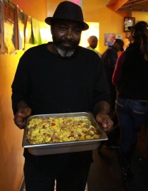 "A classically trained chef, Bailey moved from Clarendon, Jamaica, to Toronto in 1992. Vineyard has been open since 2007, serving diverse Brampton with an array of classics — breakfasts abundant with ackee, saltfish, callaloo and ""food"" (typical provisions of yam, dumpling and boiled green banana), to a daily soup special (cow foot, fish) and melt-in-your-mouth oxtail. The Vineyard also serves a and practically-perfect fry bake."